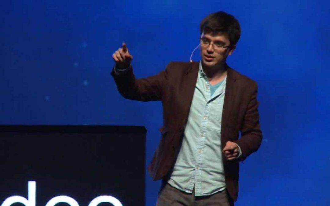 Aprender a emprender: Andrés Barreto en TED